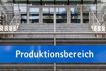 Produktionsbereich