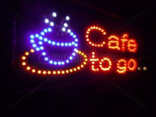Cafe to go