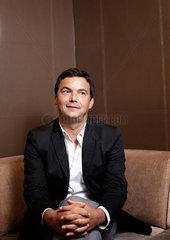 Berlin  Deutschland  Thomas Piketty  Wirtschaftswissenschaftler und Professor an der Paris School of Economics