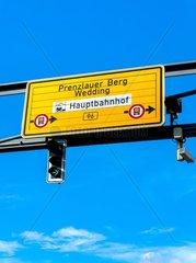 Wegweiser in Berlin