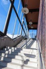 Treppe aufwaerts