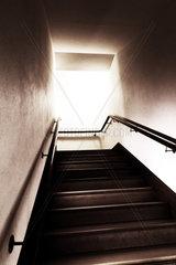 stair upwards