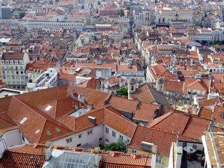 Portugal Lissabon Stadtzentrum