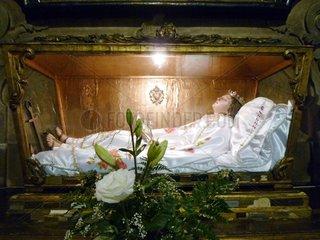 Portugal Lissabon Reliquienschrein Kirche Ingreja Nossa Senhora da Conceica