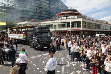 33 CSD Parade in Berlin