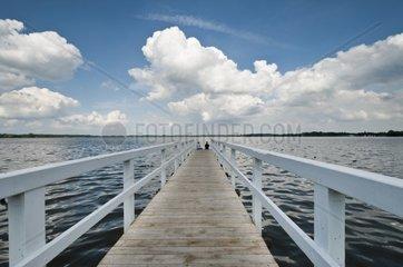 Steg am See bei Bad Zwischenahn