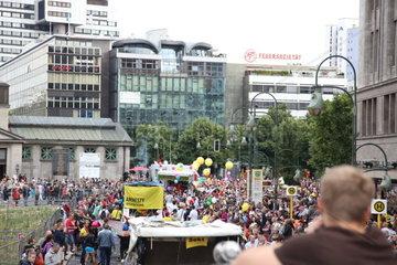 33. CSD Parade in Berlin