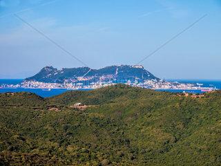 Die britische Kronkolonie Gibraltar
