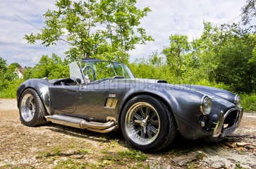 Some Shelby Cobra 427 classic car  for editorial use only