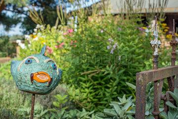 Garten-Kunst