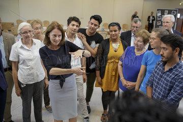 Sommerreise der Bundesfamilienministerin Katarina Barley