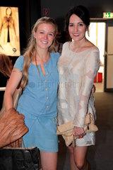 Nina Eichinger und Johanna Klum