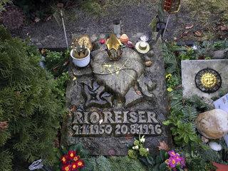 Rio Reiser  Grave