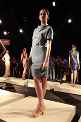 Eva und Bernard Fashion Show