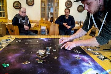 Star Wars Brettspieler