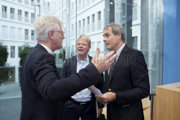 Deutschland #vereint  Kramer  Hoffmann  Bedford-Strohm
