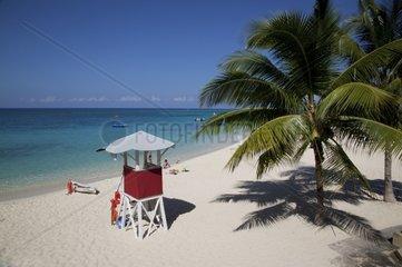 Caribbean  Jamaica  St james  Montego Bay  Doctors Cave Beach