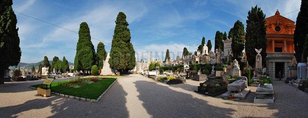 Der Friedhof Cimeti__re