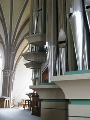 Kirchenorgel Orgel church organ Kulmbach
