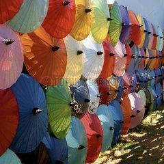 Asiatische Sonnenschirme Asian Sunshades