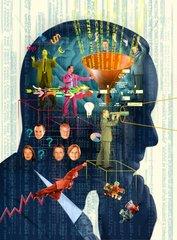 Strategie Denken Wirtschaft Gehirn Psychologie