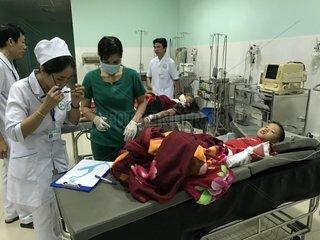 VIETNAM-KON TUM-ACCIDENT