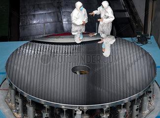 CHINA-CHANGCHUN-TECHNOLOGY-LARGE APERTURE OPTICAL MIRROR (CN)