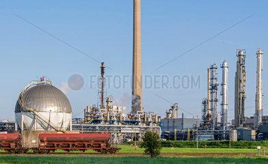 Industriegebiet Brunsbuettel