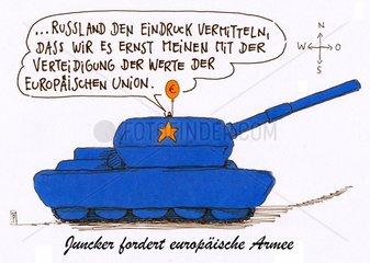 Europaeische Armee