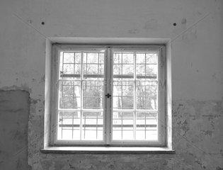 KZ Dachau Fenster