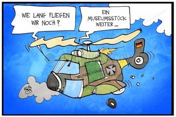 Museumsreife Bundeswehr
