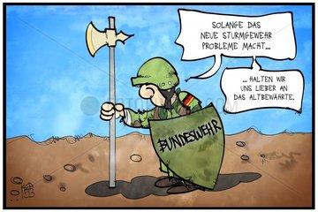 Ruestungsmaengel Bundeswehr