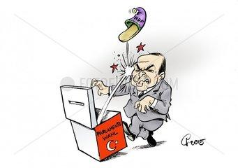 schlappe fuer Erdogan