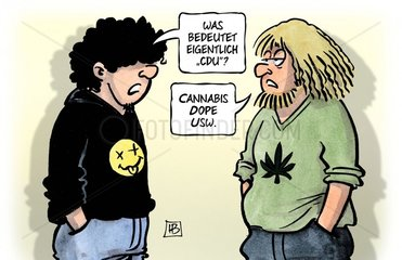 Cannabis-Freigabe