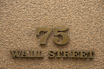 75 Wall Street  Hotel Andaz  Financial District  Manhattan  New York City  USA