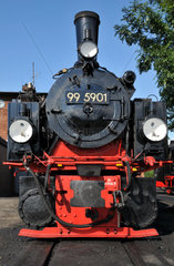 Mallet Lokomotive