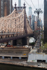 Ed Koch Queensboro Bridge  NYC