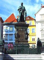 Denkmal Erzherzog Johann in Graz