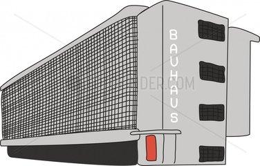 Dessau Bauhaus Sehenswuerdigkeiten