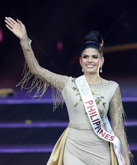 THE PHILIPPINES-PASAY CITY-MISS ASIA PACIFIC INTERNATIONAL 2018-CORONATION NIGHT
