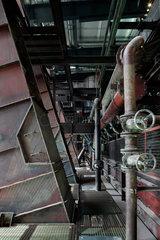 Essen  Deutschland  Kohlenwaesche der Zeche Zollverein