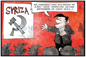 Syrizas Ideale