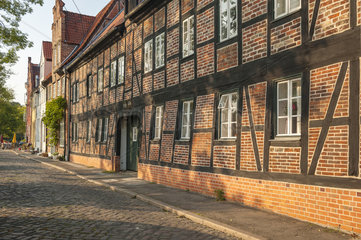Rossmuehle in Luebeck