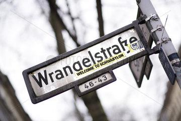 Against Tourism  Berlin-Kreuzberg  Gentrifizierung