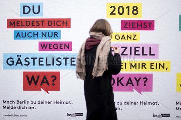Meldestelle Berlin