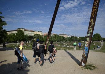 Goerlitzer Park  Berlin