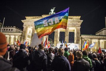 Peace Demonstration Berlin