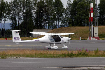NORWAY-OSLO-ELECTRIC AIRCRAFT