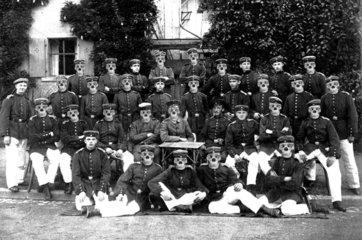 Soldatengruppe Totenschaedel