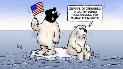 Obamas Klimapolitik